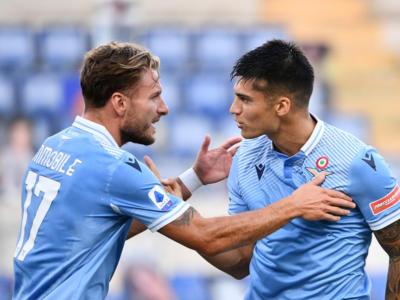 LIVE Napoli-Lazio 3-1, Serie A calcio in DIRETTA: i partenopei calano il tris, Immobile eguaglia il record di Higuain! Highlights e pagelle