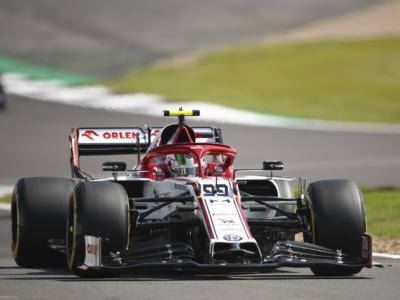 """F1, Antonio Giovinazzi: """"Domani è un altro giorno, servirà una buona strategia"""""""