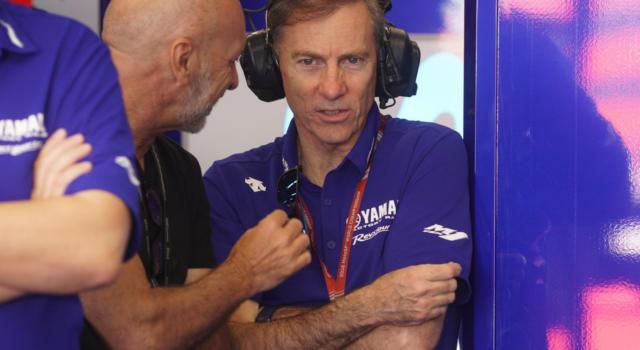 "VIDEO Lin Jarvis: ""Yamaha preoccupata per i motori, dobbiamo controllare"""