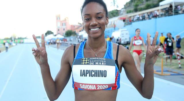 """Larissa Iapichino, record italiano: """"Ho saltato come mia mamma: è surreale. Le Olimpiadi? Un sogno"""""""
