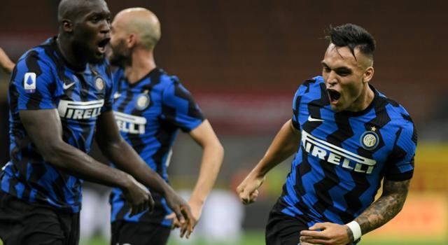 Calcio, Serie A 2020: Inter-Napoli 2-0, D'Ambrosio e Lautaro Martinez regalano i tre punti ai nerazzurri, secondi in classifica