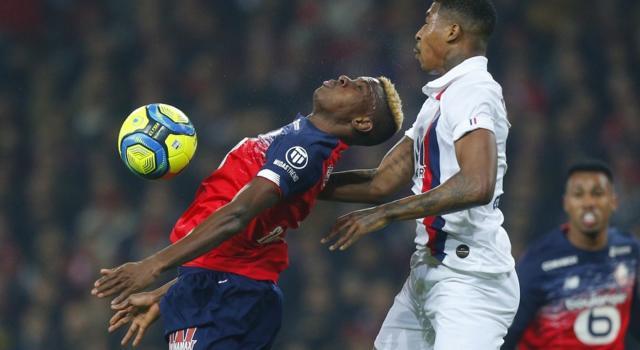 Calcio, tre giocatori del Lille positivi al Covid-19