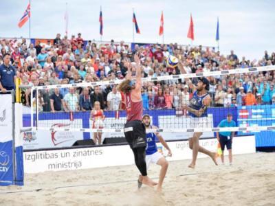Il beach volley riparte dagli Europei! A Jurmala si assegnano i titoli continentali a settembre. World Tour a Modena?