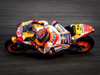 VIDEO MotoGP, GP Spagna 2020: l'analisi della caduta di Marc Marquez in curva 3 a Jerez