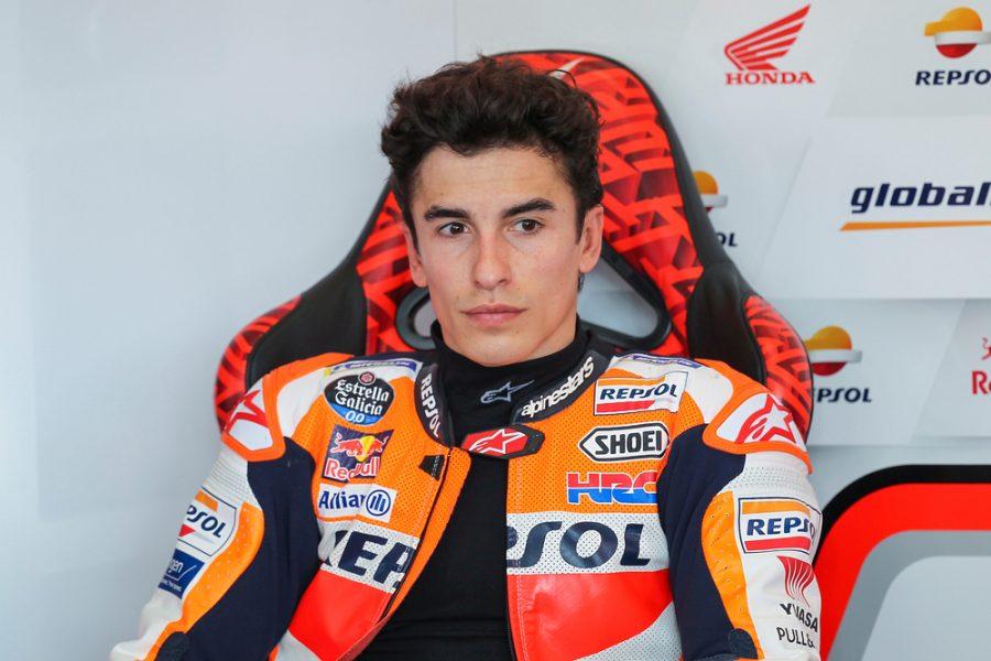 """MotoGP, Marc Marquez: """"Non vedo l'ora di salire in sella alla Honda, ci vorrà tempo per essere al 100%"""""""