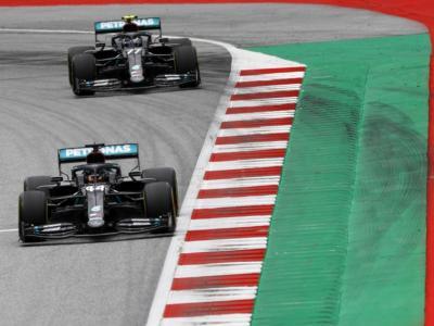 """F1, Ola Källenius conferma Hamilton e Bottas per il 2021. """"Continueremo con i nostri ragazzi"""""""