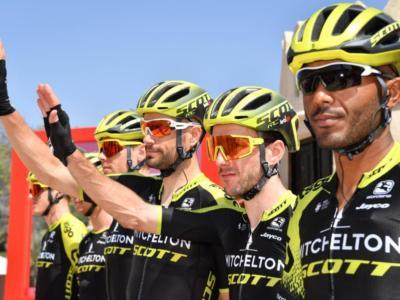 Ciclismo, rivoluzione all'interno della Mitchelton–Scott: Copeland e McQuaid al posto di Bannan e Crespi