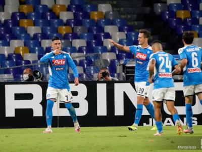 LIVE Genoa-Napoli 1-2, Serie A calcio in DIRETTA: Mertens e Lozano espugnano Marassi, non basta Goldaniga ai rossoblu. Pagelle e highlights