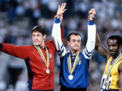Olimpiadi: Mennea, Martinello, Bellutti, Mangiarotti, la vela, le fiorettiste a Londra 2012, l'arco. Il 28 luglio profuma d'oro e gloria per l'Italia