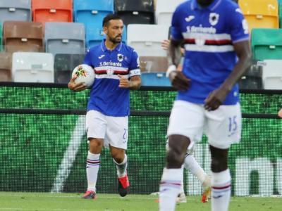VIDEO Udinese-Sampdoria 1-3: highlights, gol e sintesi. Successo esterno importante dei doriani alla Dacia Arena