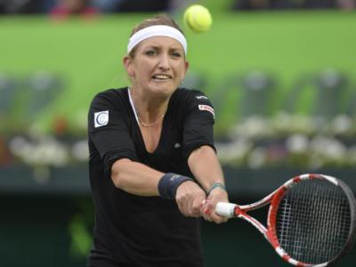 """Tennis, Timea Bacsinszky contro Novak Djokovic: """"Ha organizzato un torneo di esibizione con lo stadio pieno"""""""