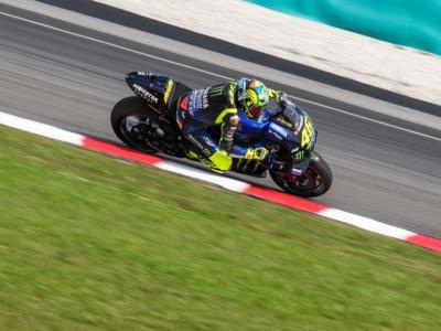 """VIDEO Valentino Rossi: """"Bravo Morbidelli, podio meritato: sarà semper competitivo"""""""