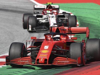 F1, GP Austria 2020: Ferrari, quanto hai perso di velocità? Il confronto con la SF90 mette i brividi