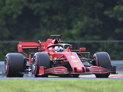 """LIVE F1, GP Ungheria 2020 in DIRETTA: Ferrari da 5 in pagella. Vettel: """"Doppiaggio era scontato"""""""