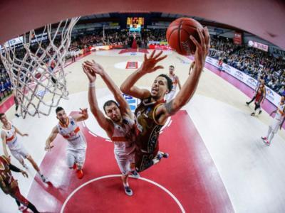 Basket, EuroCup 2020-2021: sorteggio effettuato. Reyer Venezia, girone di ferro. Fortunate Virtus Bologna e Brescia, Trento meno
