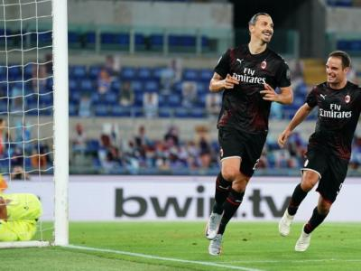 VIDEO Lazio-Milan 0-3: highlights, gol e sintesi. Tris rossonero all'Olimpico, biancocelesti affossati