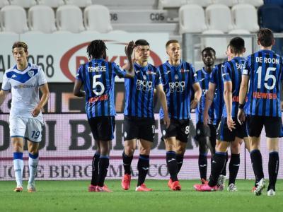 Calcio, 33^ giornata Serie A 2020: Atalanta-Brescia 6-2, nerazzurri travolgenti