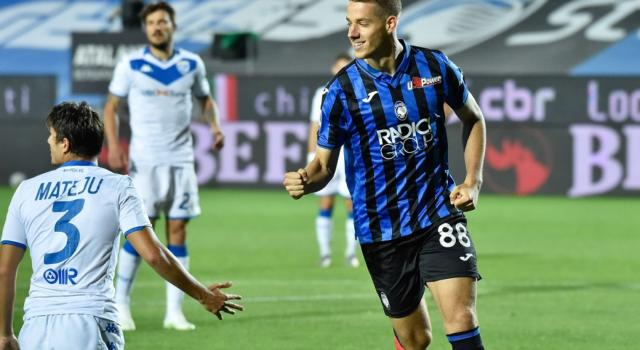 VIDEO Atalanta-Brescia 6-2: highlights, gol e sintesi. Tripletta per Pasalic