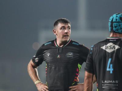 Rugby, Pro 14: Zebre, George Biagi appende gli scarpini, ma resta nel club