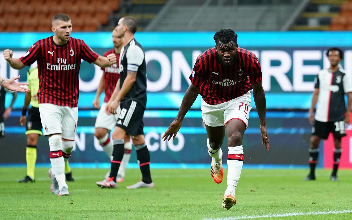 Pagelle Milan-Juventus 4-2, voti Serie A: Ibrahimovic, Kessie, Rebic e Leao  ribaltano i bianconeri – OA Sport