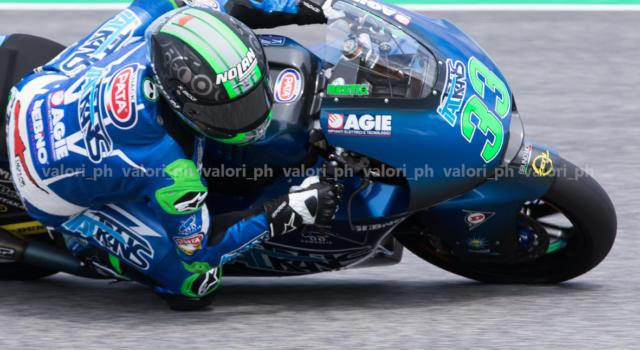 Moto2, risultato FP1 GP Emilia Romagna 2020: Enea Bastianini il più veloce, Marco Bezzecchi 5° e Luca Marini 7°