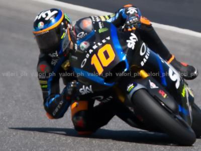 VIDEO Moto2, GP San Marino 2020: gli highlights della vittoria di Marini che precede Bezzecchi e Bastianini