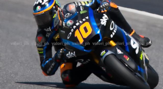 """Moto2, Luca Marini: """"Il podio ci stava, ho pagato la qualifica"""""""