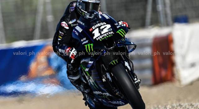 """MotoGP, Maverick Vinales: """"Abbiamo ottenuto il massimo possibile, fondamentale domani gestire le gomme"""""""