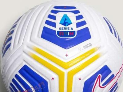 Calcio, presentato il Nike Flight Serie A: sarà il pallone per la prossima stagione
