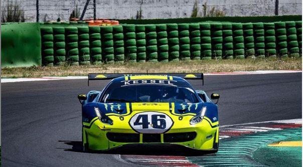 Valentino Rossi guiderà una Ferrari alla 12h del Golfo. Il team e le ambizioni