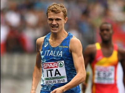 Atletica, Vladimir Aceti corre i 400 in 45.87. Larissa Iapichino si cimenta sui 150