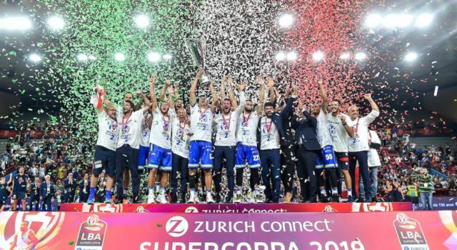 Basket, Supercoppa Italiana 2020: calendario, date, programma, orari, tv, streaming