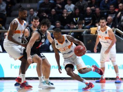 Basket, Gerald Robinson sbarca ufficialmente alla Virtus Roma