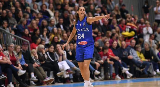 """Chiara Consolini, basket femminile: """"Ragusa è la mia seconda casa, quest'anno gruppo costruito bene. Nazionale, è stato bellissimo tornare"""""""