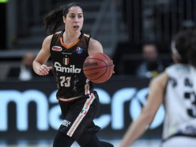 VIDEO Francesca Dotto, la prodezza da metà campo in Virtus Bologna-Schio
