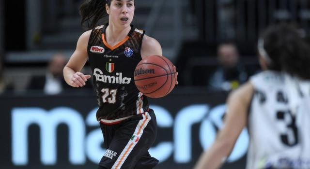 Basket femminile, Serie A1 2020-2021: calendario rilasciato. Niente opening day, subito Geas-Venezia e Schio-Campobasso