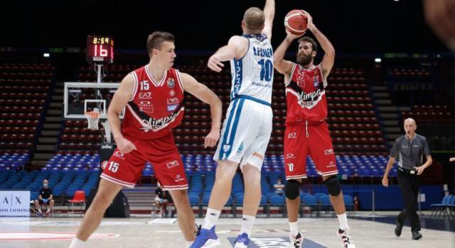 LIVE Cantù-Olimpia Milano 62-102, Supercoppa Italiana basket in DIRETTA: l'Armani Exchange domina in lungo e in largo e sfonda per la terza volta quota 100 punti!