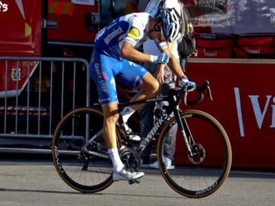 """Tour de France 2020, Julian Alaphilippe: """"Hirschi semplicemente più forte. Pensavo di aver attaccato al momento giusto"""""""