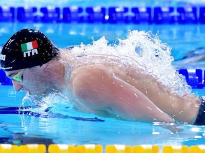 """Nuoto, Alberto Razzetti: """"Andare alle Olimpiadi di Tokyo è il mio sogno, voglio continuare a migliorarmi"""""""