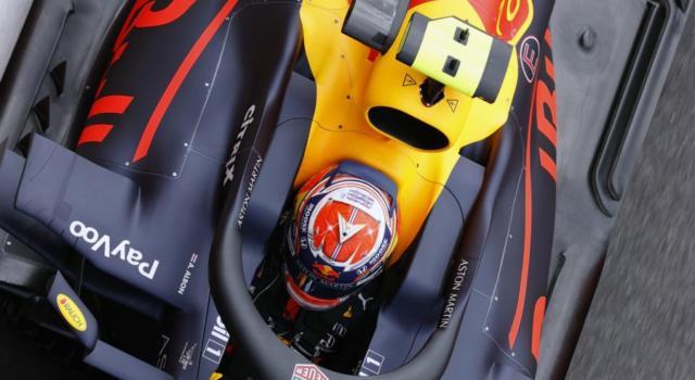F1, filming day della Red Bull domani a Silverstone: Max Verstappen e Sergio Perez in pista