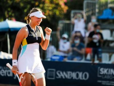 WTA Cleveland 2021: Kontaveit, Sorribes Tormo, Begu e Linette in semifinale
