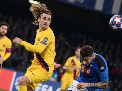 Barcellona-Napoli: programma, orario, tv, streaming Champions League 2020