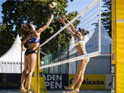 Beach volley, World Tour 2020 Baden. Avanzano le azzurre in qualificazione: nel pomeriggio le sfide per entrare nel main draw
