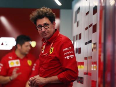 """VIDEO Mattia Binotto: """"Ferrari lavora al 2022: la nostra priorità assoluta. La vettura progredisce"""""""