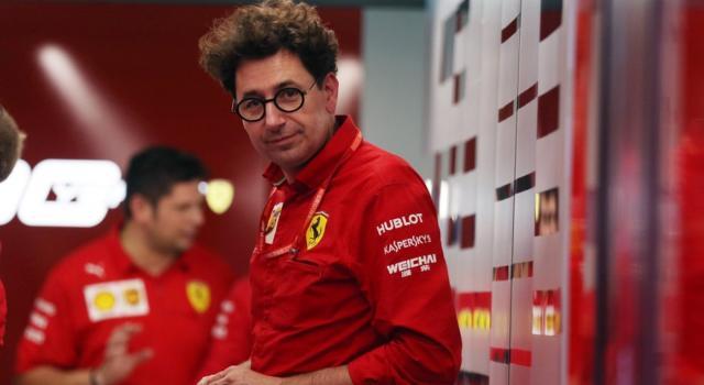 """VIDEO F1, Mattia Binotto: """"Leclerc e Vettel hanno macchine assolutamente identiche"""""""