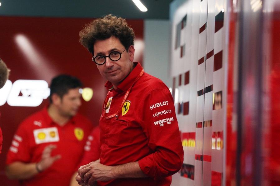 """F1, Mattia Binotto: """"Leclerc è stato straordinario nelle qualifiche, domani daremo tutto in gara"""""""