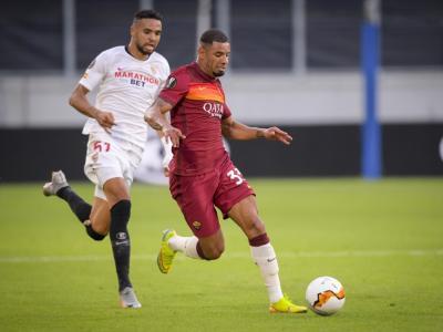 Calcio, Bruno Peres e Justin Kluivert della Roma positivi al Covid-19, un caso anche nel Parma