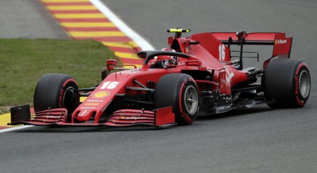 F1, GP Italia 2020: Charles Leclerc eliminato il Q2, non riesce la missione top-10. Il ferrarista è 13°