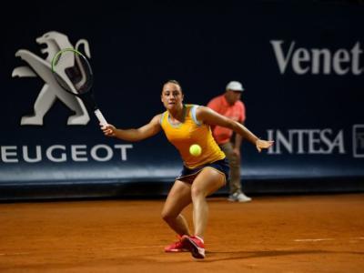 Tennis, WTA Palermo 2020: fuori Sara Errani ed Elisabetta Cocciaretto, va in semifinale Camila Giorgi