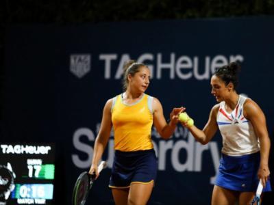 Tennis, WTA Palermo 2020: Elisabetta Cocciaretto e Martina Trevisan sconfitte in finale in doppio